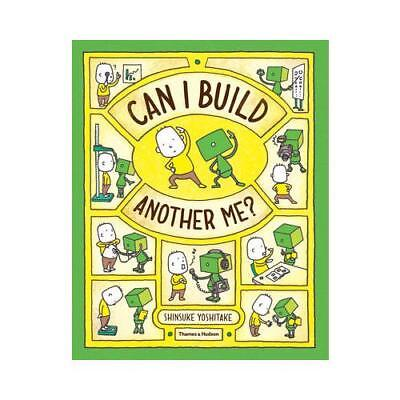 Can I Build Another Me? by Shinsuke Yoshitake (author)