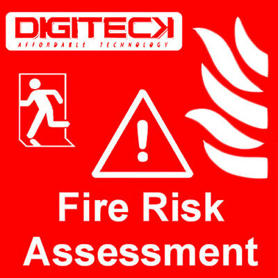 Professional Fire Risk Assessment for Residential, Commercial, School, Care Home