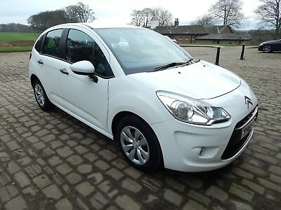 2011 (61) CITROEN C3 1.1i 8V VT 5 DOOR - EXCELLENT CONDITION - FSH