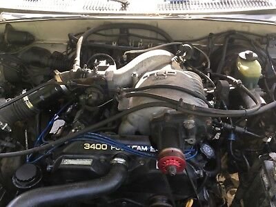Toyota 3.4 supercharger