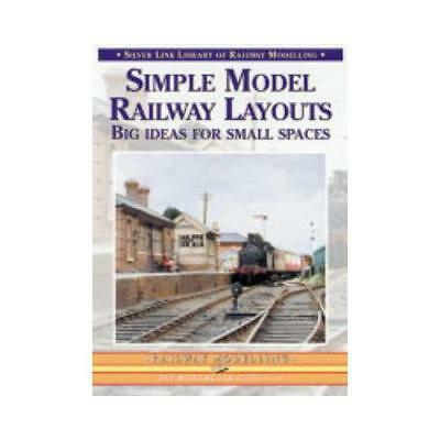Simple Model Railway Layouts by Booth, Trevor