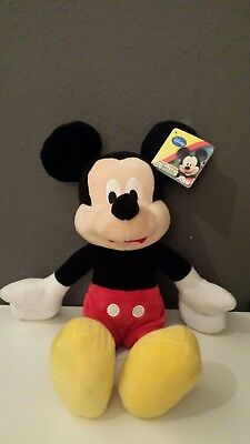 Mickey Mouse Clubhouse - MICKEY MOUSE XL ca 43cm groß / NEU / Disney