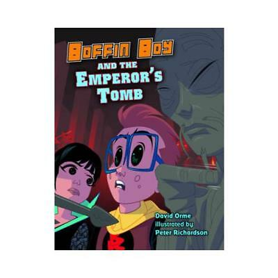 Boffin Boy and the Emperor's Tomb by David Orme (author)