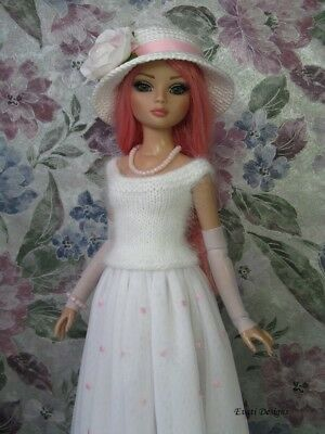 *evati* OOAK outfit for ELLOWYNE WILDE * AMBER * LIZETTE * Tonner *2*