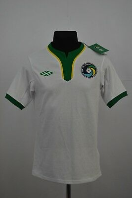 60800cc34 NEW YORK COSMOS HOME 2011-2012 NASL UMBRO FOOTBALL SHIRT Jersey ...