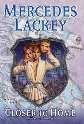 Closer to Home by Mercedes Lackey (author)