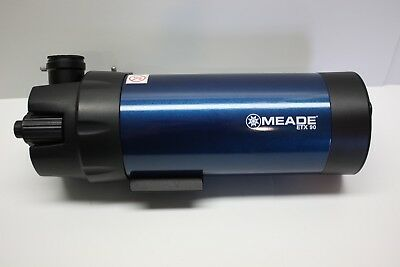 Meade ETX-90 90mm Mak Optical Tube Spotting Scope or Telescope with UHTC Coating