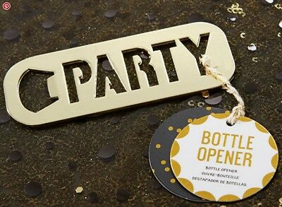 661f6fe9efd3 25 PARTY Bottle Openers Wedding Bridal Baby Shower Birthday Party Gift  Favors