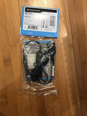 Sennheiser USB-ED 01 USB to Easy Disconnect 01 Cable NEW