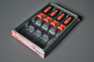 BRAND NEW Snap on Tools 4 Piece ORANGE INSTINCT HANDLE MINI PICK SET !
