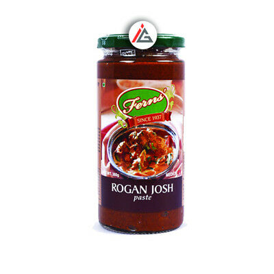 Ferns - Rogan Josh Paste - 380 gm