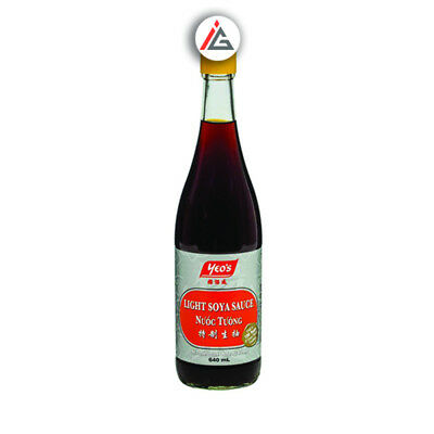 Yeo's - Light Soya Sauce - 640 ml