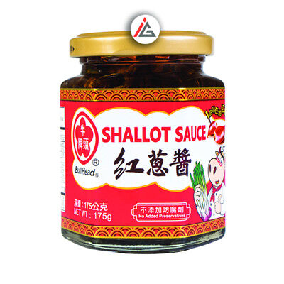 Bull Head - Shallot Sauce - 175 gm