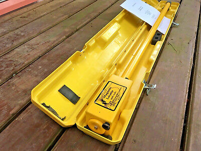 Schonstedt GA-52Cx Magnetic Locator w/Case & Owners Manual - Used