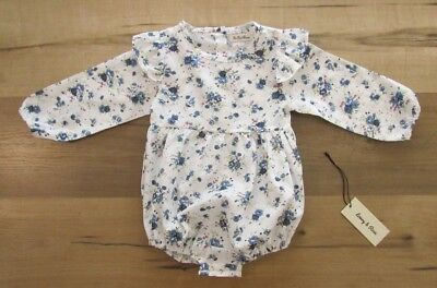 Gorgeous Baby Girl Clothes Romper / BNWT / 6-12M