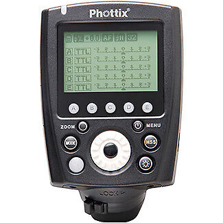 Phottix Odin II TTL Flash Trigger Transmitter for Canon PH89074