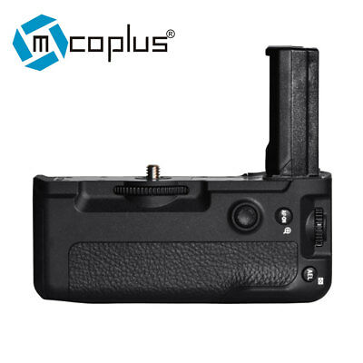Mcoplus Vertical Battery Hand Grip MCO-A9 for Sony A9 A7R3 also suit for VG-C3EM