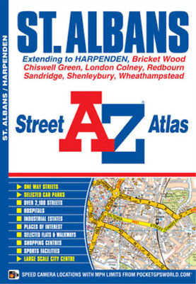 St Albans Street Atlas (London Street Atlases), Geographers A-Z Map Company, Use