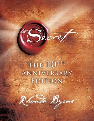 The Secret By Rhonda Byrne Ebook (PDF) Delivery in 24hrs