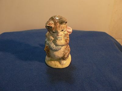 BESWICK BEATRIX POTTER  MISS MOPPET BP1a