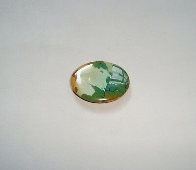 59.0 Ct. Best Quality Natural Handmade Turquoise Loose Gemstone Cabochon