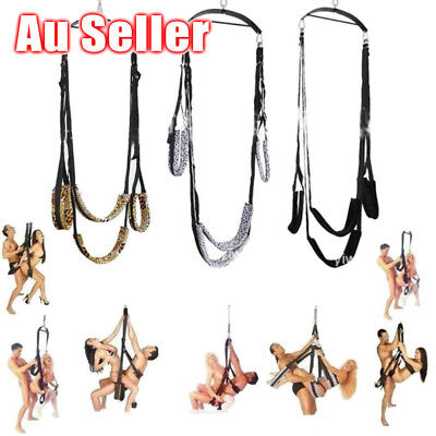 AU Lover Sex Hanging Swing Secret Load-Bearing Private Gift for Lover Door Swing