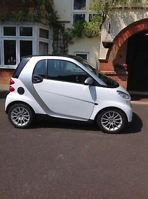 Smart Fortwo 1.0 Mhd Passion Low Mileage 33500
