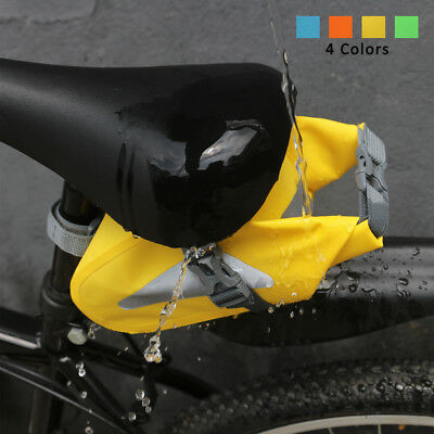 Tourbon Waterproof Saddle Bag for Bicycle Saddle Pack Bikepacking 4 Colors-Large