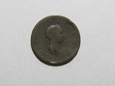 Old Great Britain Coin - 1806 Half Penny Halfpenny - Circulated