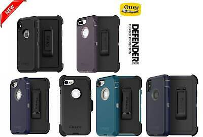 NEW Otterbox Defender Series Rugged Protection Case + Holster for iPhone Models
