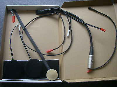 Professional 7 Pin Headset Kit For Autocom Super Pro Motorcycle Intercoms
