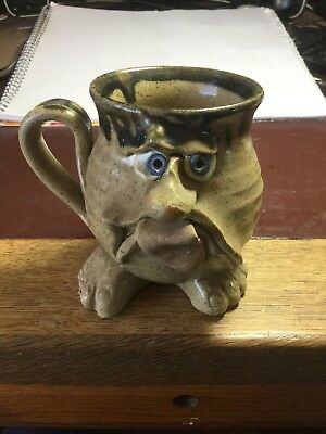 ugly mug pottery very collectible excellent condition must have piece