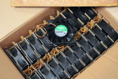 *NEW* Nidec 24V Extra High Speed Cooling Fan V35130-33 Tach Output Signal 3-Wire