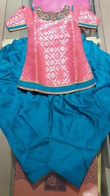Indian Outfit For Little Girl