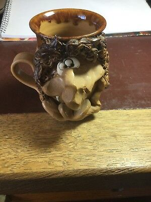 ugly mug pottery excellent condition very collectible must have