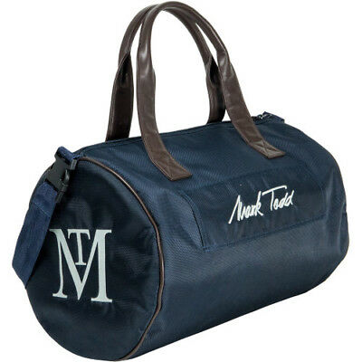 Mark Todd Padded Pro Ring Unisex Horse Care Grooming Bag - Navy Chocolate