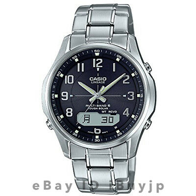 Casio LINEAGE LCW-M100DE-1A3JF Solar Atomic Mens Watch
