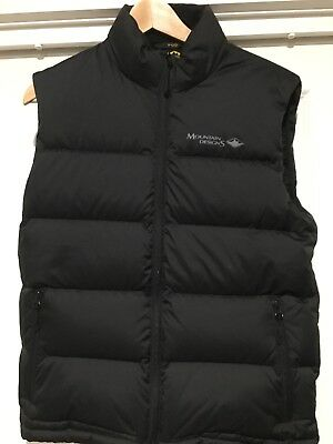Mountain Design POD puffer vest - size m