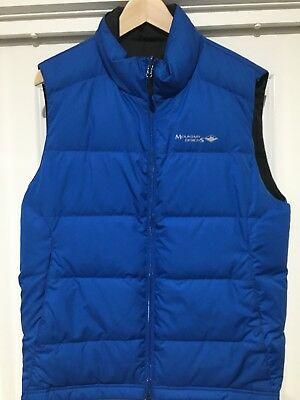 mountain designs down reversible vest