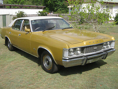 1976 Ford Fairlane 500, Not Mustang, Not Monaro