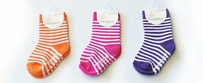 Baby Clothes | Baby Socks | Bamboo Design Size 00-1 0-6 months boys girls unisex