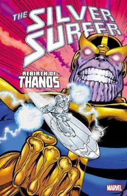 Silver Surfer: Rebirth Of Thanos by Jim Starlin 9780785166436 (Paperback, 2012)