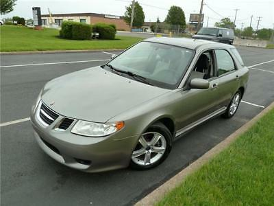 2006 Saab 9-2X 2.5i AWD 4WD 5-SPEED SUNROOF 104K Mls! RARE! NO RESERVE SUNROOF HEATED SEATS AM/FM CD-MP3-AUX-BLUETOOTH PLAYER KEYLESS ENTRY