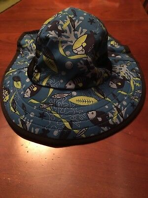 Sunday Afternoons Kids Play Hat (Aquatic) - Child 2-5 Free Shipping!