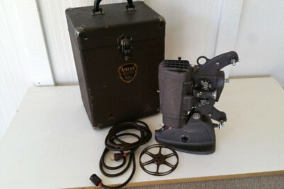 1930's Art Deco Ampro A8 Movie Projector MINT with Tags and Paper Work 8mm