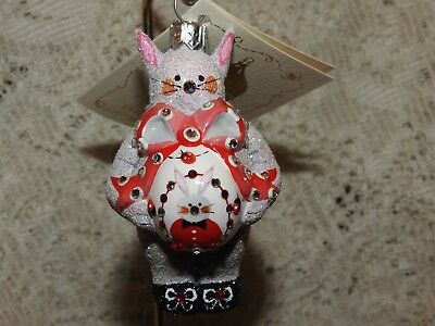 Patricia Breen Easter Keepsake Egg Ladybugs