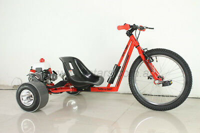 New Turbo Drift Trike Slider Bike 49Cc 2-Stroke,automatic