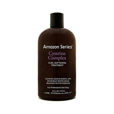 Amazon Series Cysteine Complex Curl Softening Treatment 16 fl oz