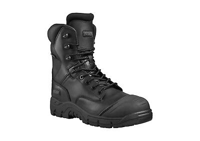 Magnum Rigmaster Waterproof Composite Side Zip Combat Safety Boots
