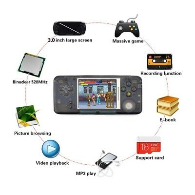 Coolbaby RS-97 RETRO GAME Handheld Game Console Portable Video Game Player NEW